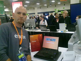 Emoze at JavaOne