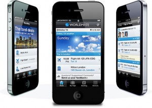 WorldMate for iPhone